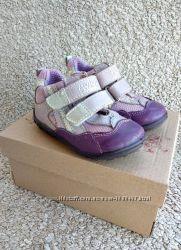 Демисезонные итальянские ботиночки на девочку р. 21 - 23