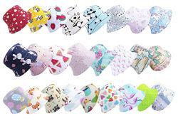Панамки и косынки на девочек, разные расцветки, 100 хлопок