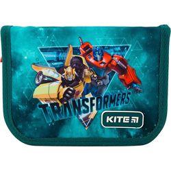 Пенал для мальчика с наполнением Kite Transformers TF19-622H-1 КАЙТ