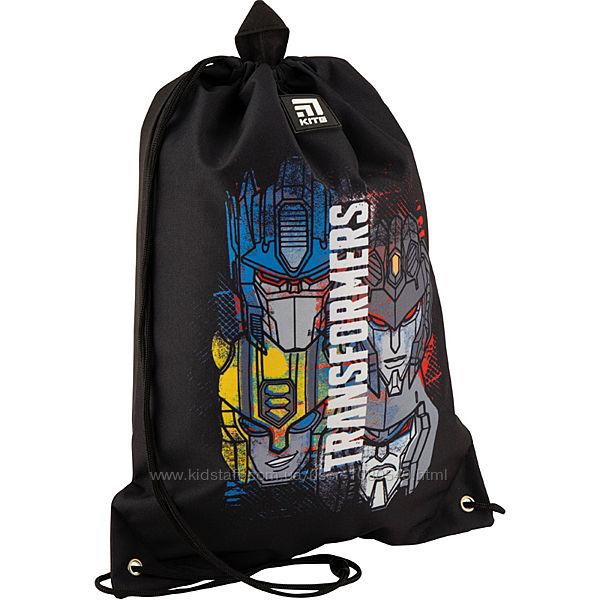 Сумка - рюкзак для сменки  КАЙТ Для мальчика Transformers