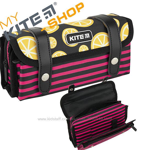Пенал школьный Kite  Для девочки КАЙТ