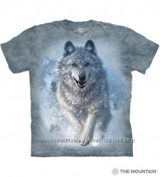 3D футболка мужская The Mountain р. M, L, XL футболки 3д принтом