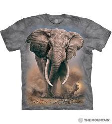 3D футболка мужская The Mountain р. 2XL 56-58 RU футболки с 3д
