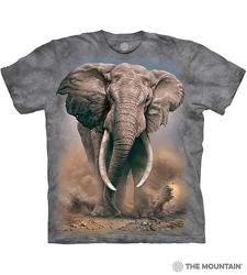 3D футболка мужская The Mountain размер M, L, XL футболки с 3д рисунком