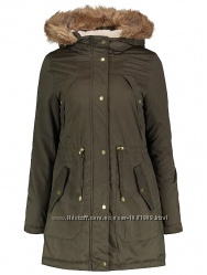 Женская куртка - парка George размер XS RU42 женские куртки