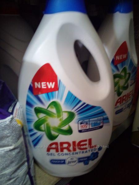 ariel гель ариель 5, 775 л