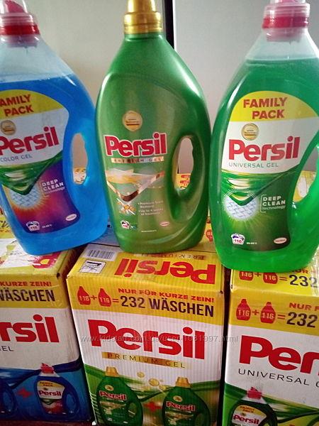 Гель для стирки  персил Persil gel 6 л