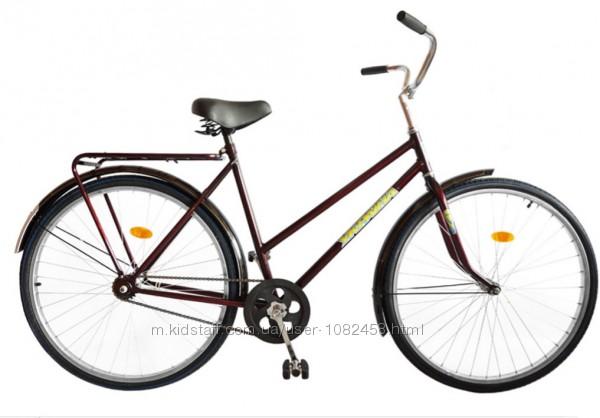 велосипед Украина, классичекий велосипед