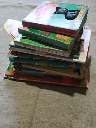 Детские книги для развития, обучения и чтения