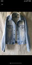 классическая джинсовая куртка Inscene, джинсовка.