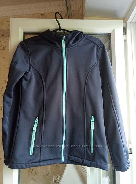 Куртка softchell Crane