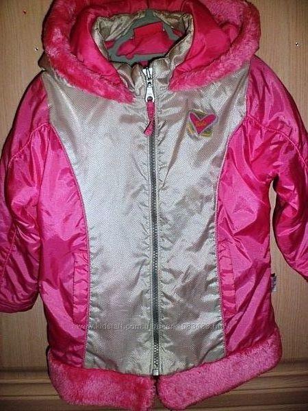 Демисезонная куртка mothercare 3-4 года 104-110