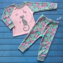 Пижама детская Cat
