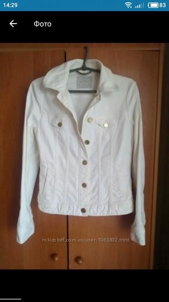Пиджак, джинсовая куртка