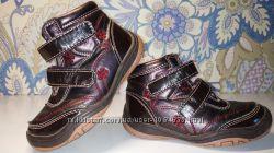 Ботинки демисезонные Impidimpi 24 р, 16 см.