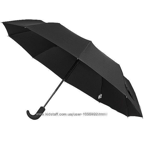 Зонт Зест мужской, полуавтомат 10 спиц