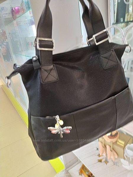 Сумка , вместительная сумка для работы Polina Eiterou