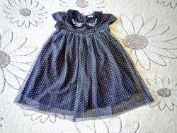 Платье принцессы Next на 1,5-2года  рост 92см.