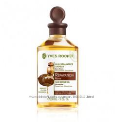 Масло для Восстановления Волос 150 мл.  Yves Rocher