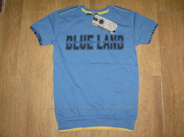 футболки для мальчишек блюленд