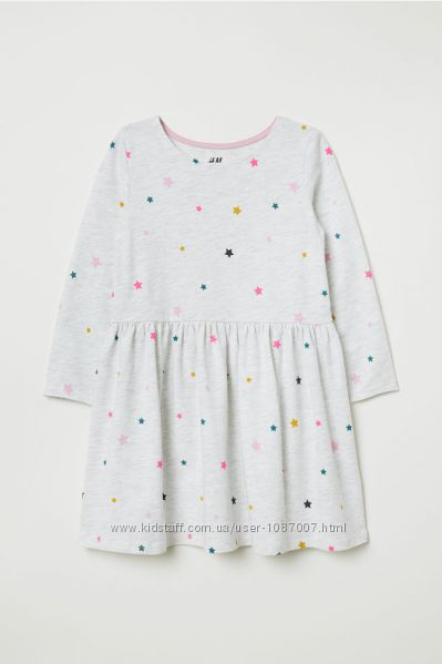 Нове плаття h&m різні кольори розм. 92, 98-104, 116 і 128 в наявності