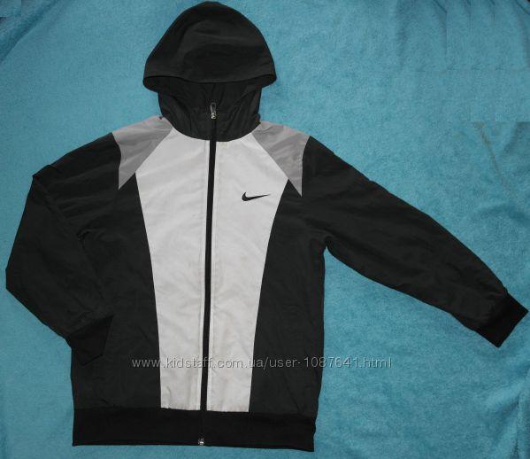 Детская nike курточка ветровка спортивная подросток