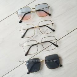 Квадратные очки, реплика Диор, новинка 2019, солнечные очки имиджевые
