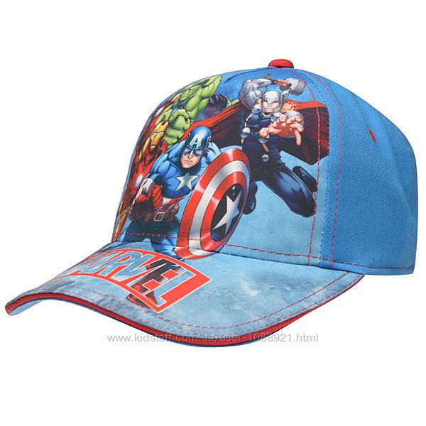 Бейсболка кепка Marvel Avengers Мстители Халк Капитан Америка Железный Тор