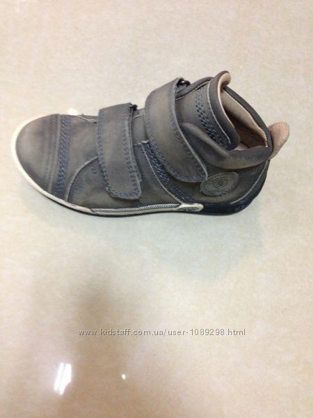 Кожаные  туфли Garvalin