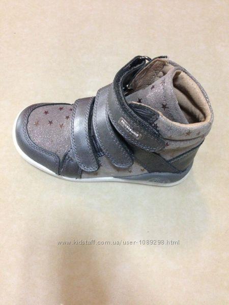 Кожаные  ботинки Biomecanics Испания
