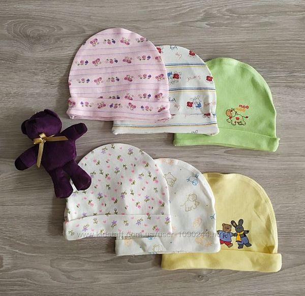 Шапочка для новорожденных Польша Для немовлят