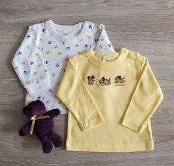 Реглан кофта для новорожденных Собачки Путешествие Польша