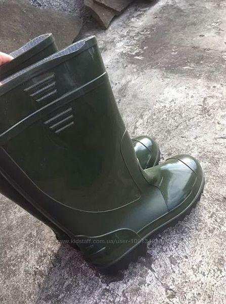 Чоботы зеленые Litma 43 размер