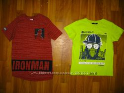футболки, рубашки, шведки мальчику на 6-9 лет ч 2