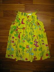 платья девочке на 3-7 лет ч 5