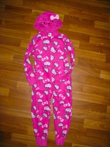 пижамы и слипы поддевы  девочке на 1-6 лет