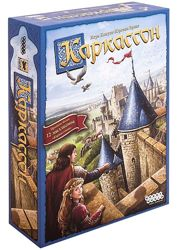 Настольная игра Каркассон. Издание 2019 года