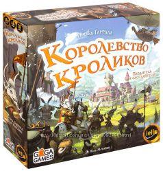 Настольная игра Королевство кроликов. Bunny Kingdom