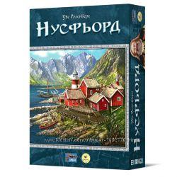 Настольная игра Нусфьорд