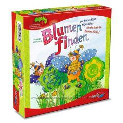 Настольная игра Собери букет. Finding flowers