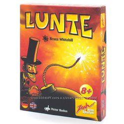 Настольная игра Lunte. Фитиль