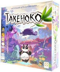 Настольная игра Такеноко. Takenoko