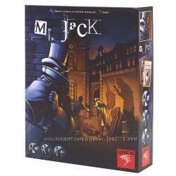 Настольная игра Mr. Jack. Мистер Джек в Лондоне
