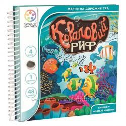 Настольная игра-головоломка Кораловий риф. Коралловый риф. Smart Games