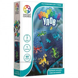 Настольная игра-головоломка Кольоровий улов. Цветной улов. Smart Games