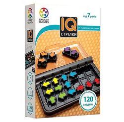 Логическая игра  IQ Стрелки  IQ Стрілки