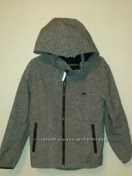 Термо курточка Softshell на флисе H&M 146см.