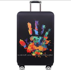 Чехол на чемодан защита для чемодана