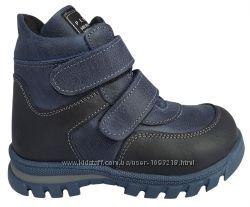 Ботинки Perlina TEPLOSINIY р. 23, 24, 25, 26 Синий