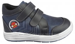 Ботинки Perlina SINIYр. 22, 23, 24, 25, 26 Синий